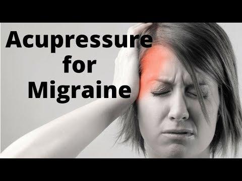 Acupressure for Migraine Headache - Massage Monday #378 ...