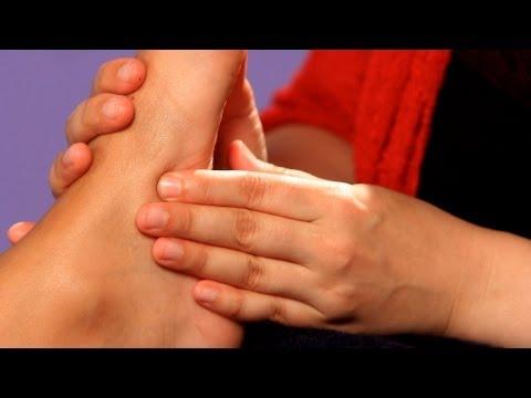 How to Relieve Back Pain | Reflexology - Sciatica, Slip ...